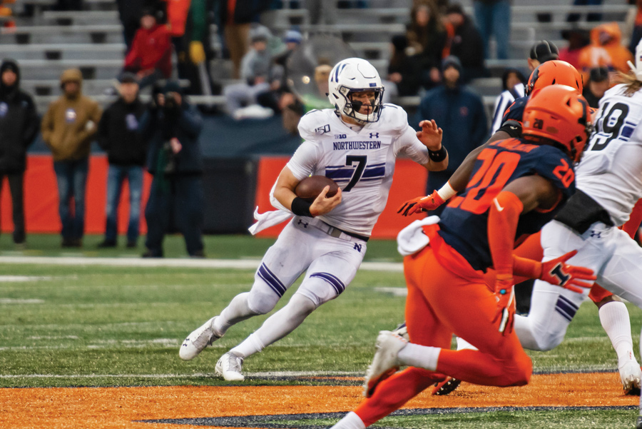 Football: The state of Northwestern's 2020 quarterback competition