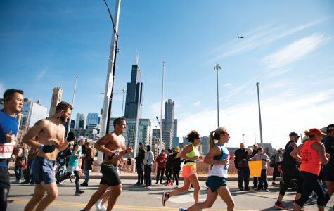 Participants in the 2019 Bank of America Chicago Marathon. Commonwealth Running Company will be opening up shop to runners of all ages and skills in downtown Evanston.