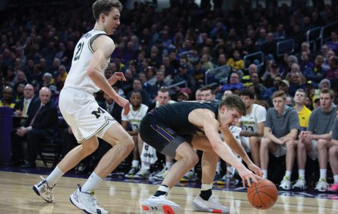 Men's Basketball: Wildcats' offense falters in 25-point home loss to Michigan