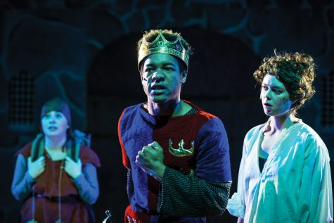 """Lovers & Madmen's winter mainstage brings satirical comedy to Medieval legend with """"Monty Python's Spamalot"""""""