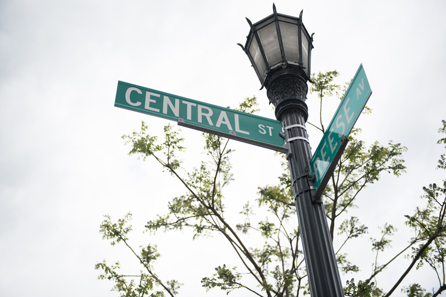 Central Street established two Special Service Area districts on Jan. 25 of this year. The SSAs will function as one.