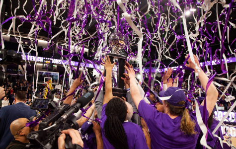 Women's Basketball: 'Nobody believed us': Northwestern climbs the ladder to its first Big Ten championship in 30 years