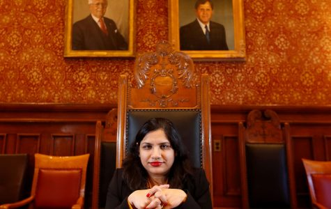 Pritzker grad Sumbul Siddiqui talks Cambridge mayorship, student debt