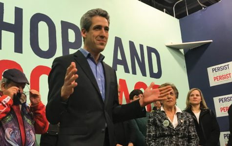 Former state Sen. Daniel Biss. Biss said Warren's on-the-ground presence in states like Illinois will strengthen her primary performance as the race continues.