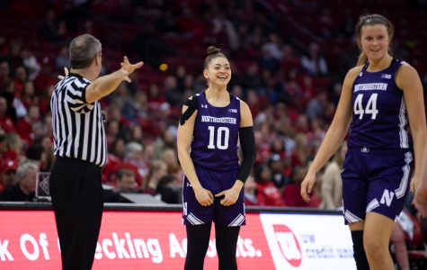 Women's Basketball: No. 14 Northwestern looks to clinch share of Big Ten title against Illinois