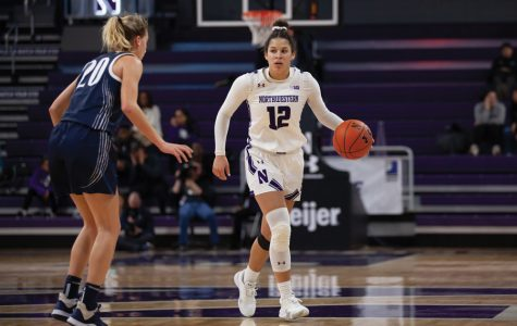 Women's Basketball: Explosive third quarter leads No. 23 Northwestern over Penn State