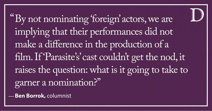 Borrok: When we don't recognize foreign actors