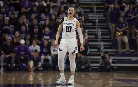 Women's Basketball: No. 14 Northwestern wins Big Ten for the first time since 1990