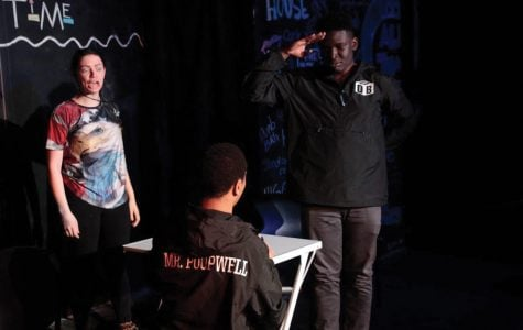 Profile: Students take their comedy Out of DaBox