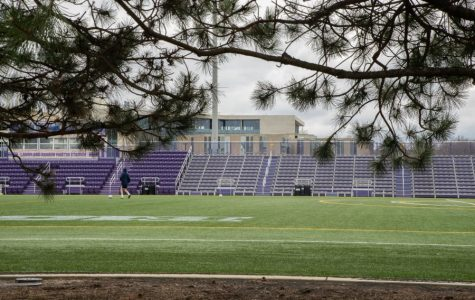 Martin Stadium, home of Northwestern lacrosse. The NCAA Division I Council announced that all spring-sport athletes would have the option to take an extra year of eligibility on Monday.