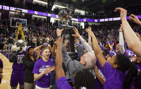 'Not done yet': After historic Big Ten regular-season title win, the Wildcats turn toward the postseason hungry for more