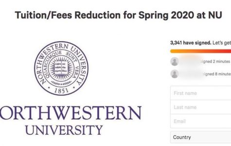 Students petition for partial refund of tuition; over 3,000 signatures collected