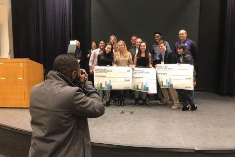 Third annual ImproveNU awards top grant to H2Aware for water conservation