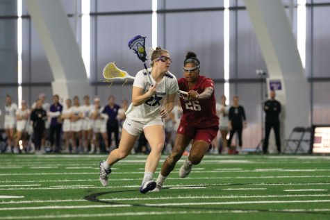 Lacrosse: No. 7 Wildcats take on No. 1 North Carolina