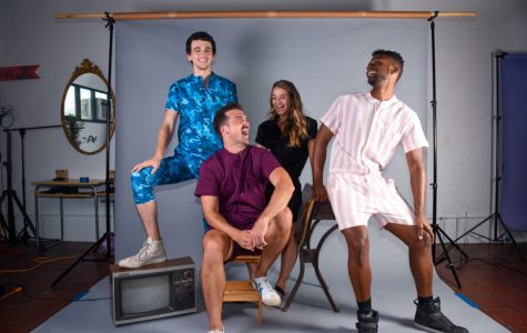 The founders of the Romphim. The group met while pursuing graduate degrees at the Kellogg School of Management.