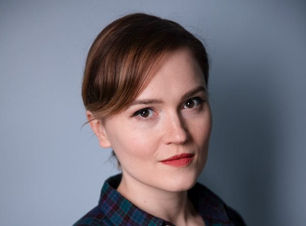 """Divergent"" author Veronica Roth. Roth's new book, ""Chosen Ones,"" is set to be released on April 7."