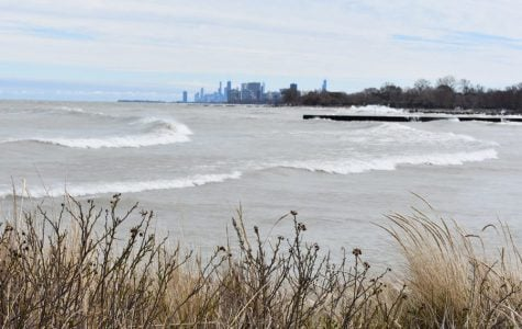 Lake Michigan. Evanston's lakefront stabilization and mitigation efforts could cost around $46 million, said Evanston Division Fire Chief Kim Kull.