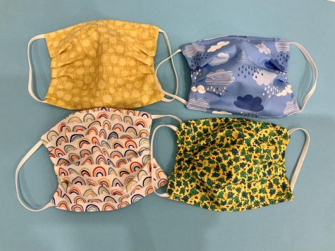 Local businesses sew masks to address shortage