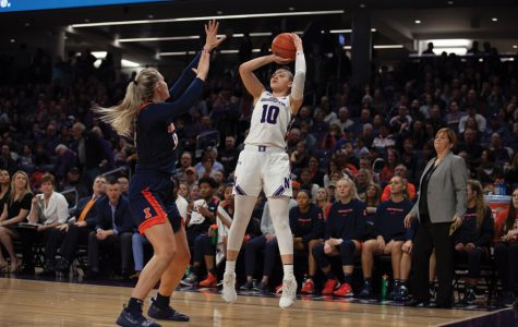 Women's Basketball: No. 2 Northwestern to face No 7. Michigan in Big Ten Tournament quarterfinals