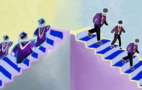 Northwestern seniors face uncertainty as they enter a slacking job market