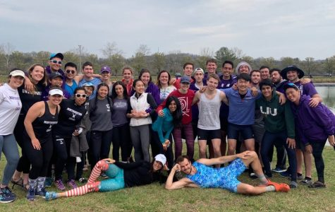 NU Crew. The club didn't get a chance to have its spring season because of COVID-19.