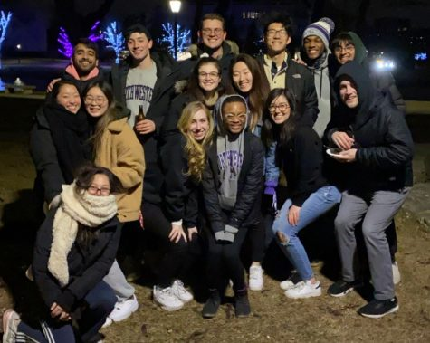 Students experience acts of kindness, support networks in midst of global crisis