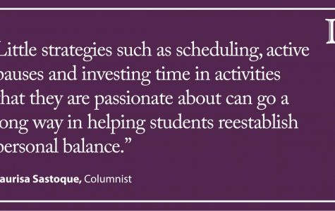 Sastoque: Why students should focus on their wellness during confinement