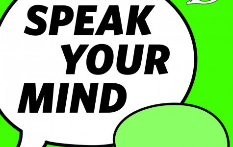 Speak Your Mind: Stay Home, Stay Calm
