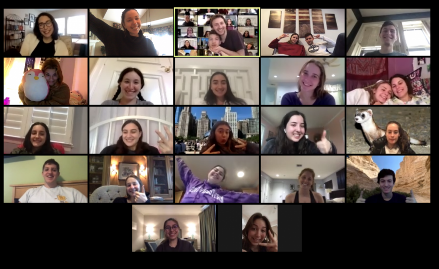 Students connect with faith communities virtually as COVID-19 moves worship online