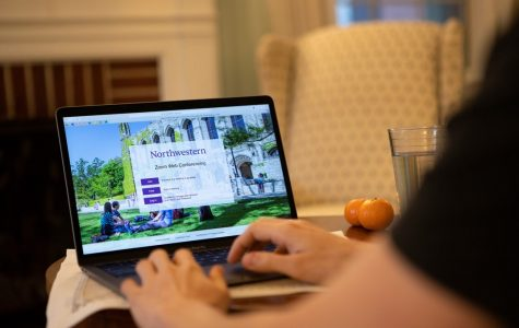 Northwestern's Zoom portal for students and faculty. The University will now hold classes virtually via the video-conference platform Zoom following campus closures due to COVID-19.