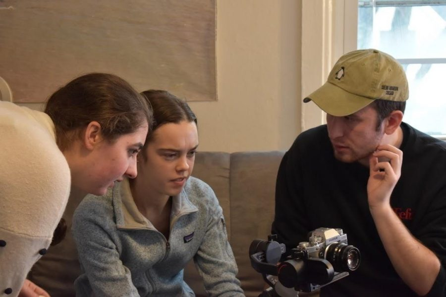"Director Tony Inhorn collaborates with co-director Shelby Schultz and Sarah Pickles during the film's production. ""We're the Marvels"" is now set to debut on October 9."