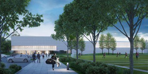 The new Robert Crown Community Center. Friends of Robert Crown will advance $637,500 towards the new community engagement center.