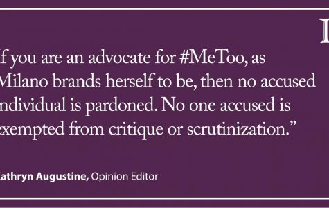 Augustine: #MeToo applies to Joe Biden