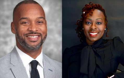 Christopher Latting (left) and Amber Henderson (right) will join the district on July 1.