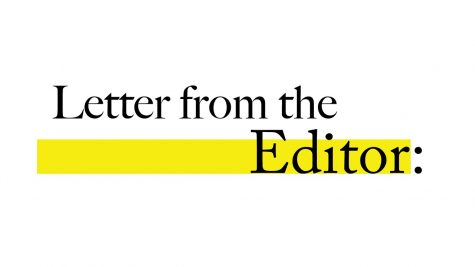 Letter from the Editor: The highs and lows of art created in a pandemic