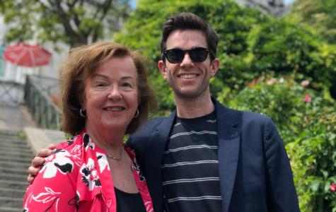 Ellen Mulaney and her son, comedian John Mulaney.