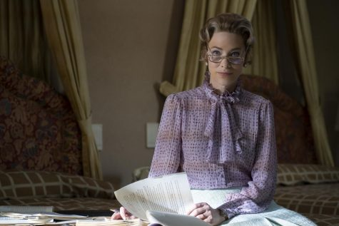 """Cate Blanchett in """"Mrs. America."""" The Hulu/FX miniseries recounts the tracks the equal rights amendment movement of the 1970s."""
