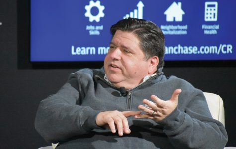 Gov. J.B. Pritzker. Pritzker has been especially vocal about the Trump administration's COVID-19 reponse, publicly rebuking the lack of federally-supplied personal protective equipment and engaging in an extended Twitter feud with the president.