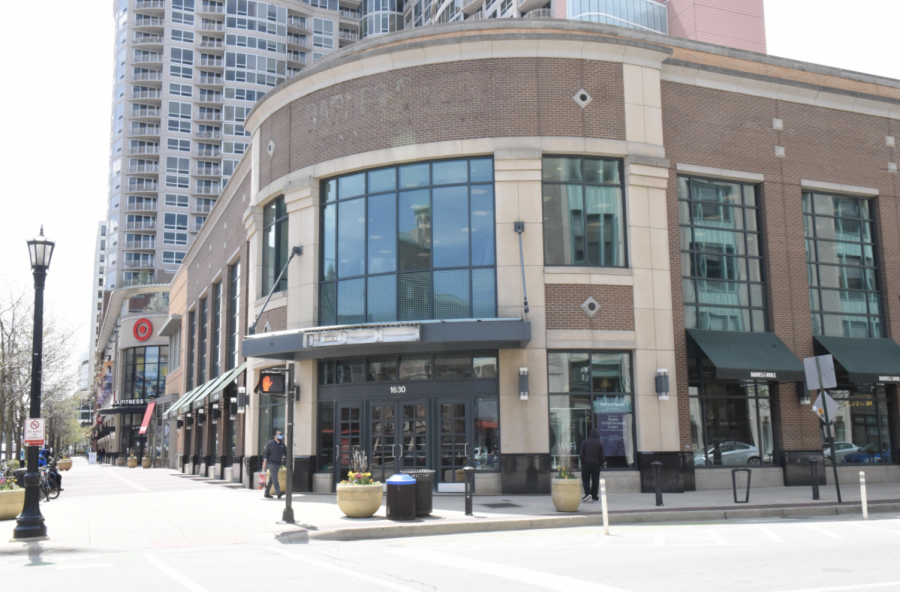 The Barnes & Noble location at 1630 Sherman Ave. closed permanently at the end of April.
