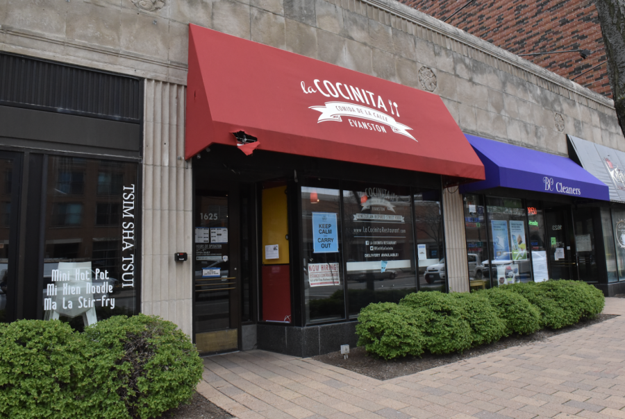 La Cocinita, 1625 Chicago Ave. The restaurant is one of over 30 businesses that has received a loan during COVID-19 from LEND, a student-run microfinancing organization.