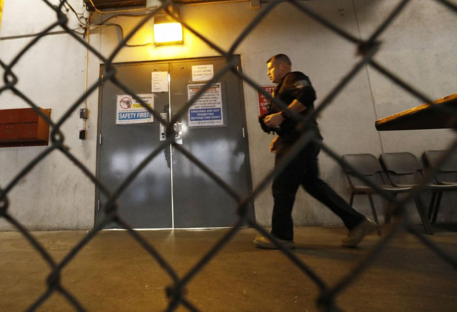 David A. Marin, a director of enforcement and removal operations with Immigration and Customs, in Bell Gardens, Calif., on March 16, 2020. Illinois civil rights organizations have pushed Immigration and Customs Enforcement to release detainees at risk for complications from COVID-19.