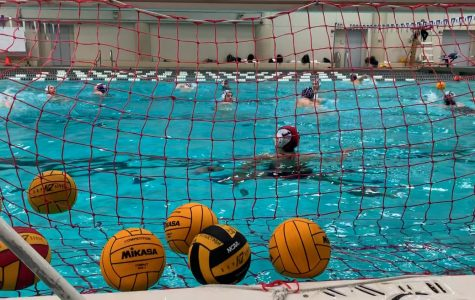 The water polo club team had two tournaments during Winter Quarter, one hosted at Northwestern and the other at the University of Illinois.