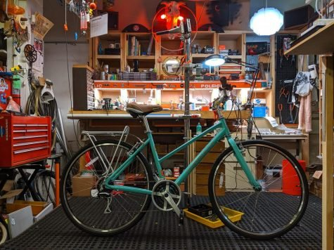 With one foot on sustainability and the other on community, Bucephalus Bikes pedals through pandemic