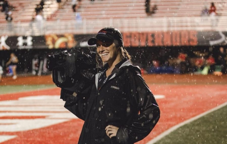 Taylor Wiseman. Wiseman joined the broadcast operations department at Northwestern in October.