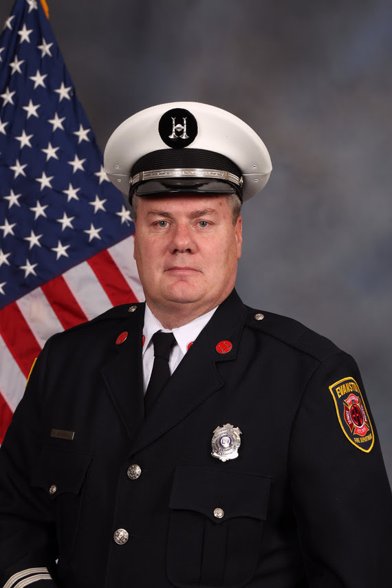 Former EFD Captain Mike McDonnell.