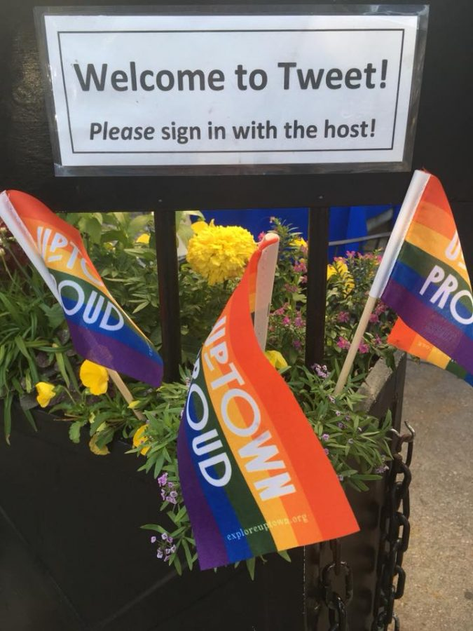 While Pride Month is always special for Big Chicks and Tweet, Owner Michelle Fire said it's important to create a safe space all year long. Both of her businesses are known for their inclusive and welcoming atmosphere.