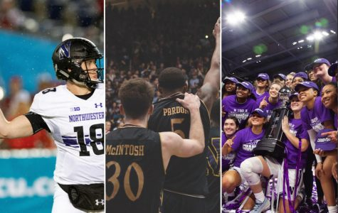 Reliving Northwestern's best sports moments of the past four years