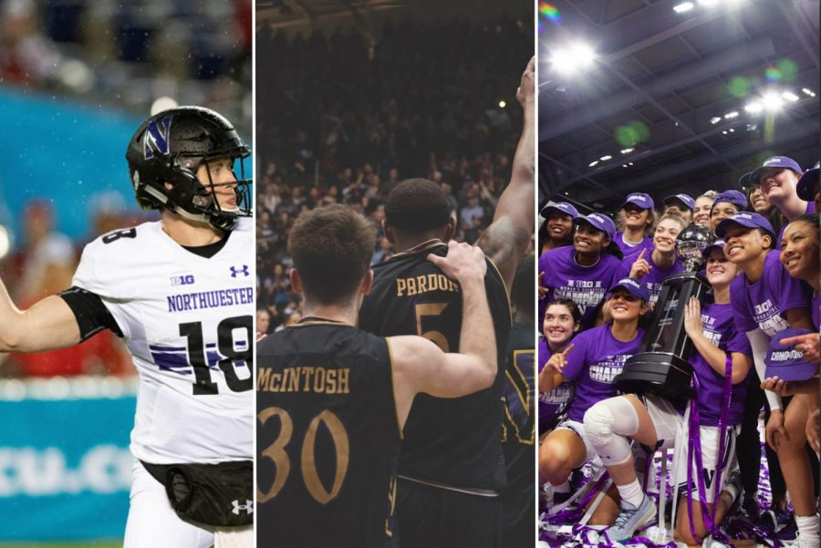 Reliving+Northwestern%27s+best+sports+moments+of+the+past+four+years