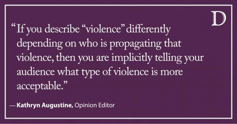 Augustine: On a journalist's role in protests against racism and police brutality