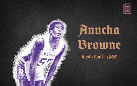 Northwestern Sports Time Machine: Anucha Browne, 1984-85
